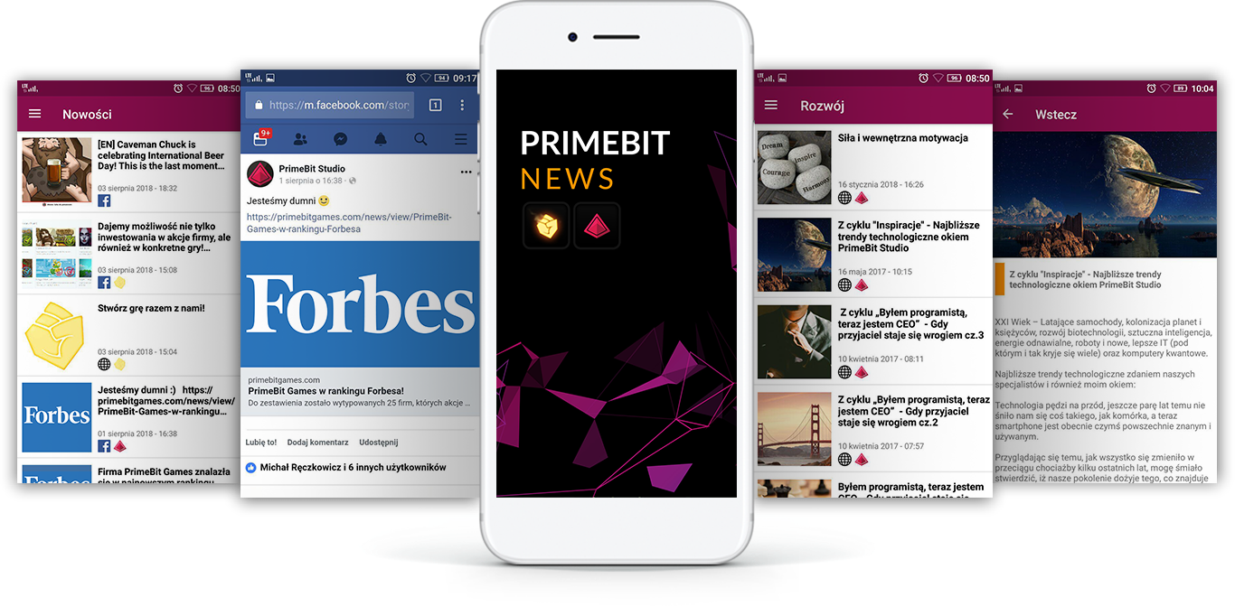 screen PrimeBit News